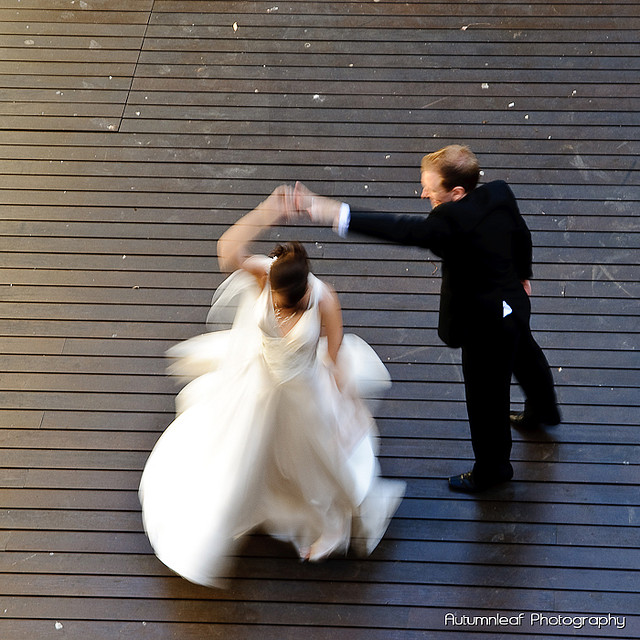 Frances & Bradley's Wedding -  Waltzing