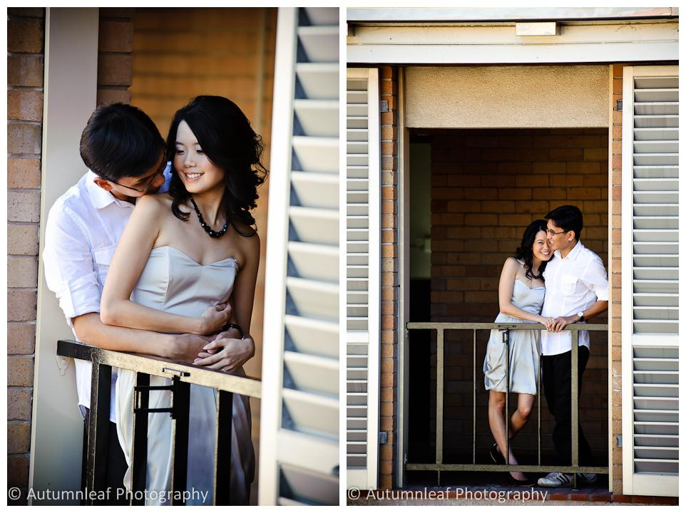 Valerie & Alex's e-Session