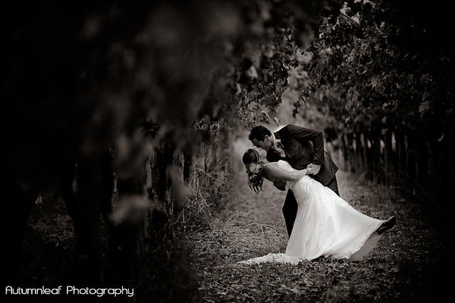 Yanthe & Mark - Dancing in the Vineyard