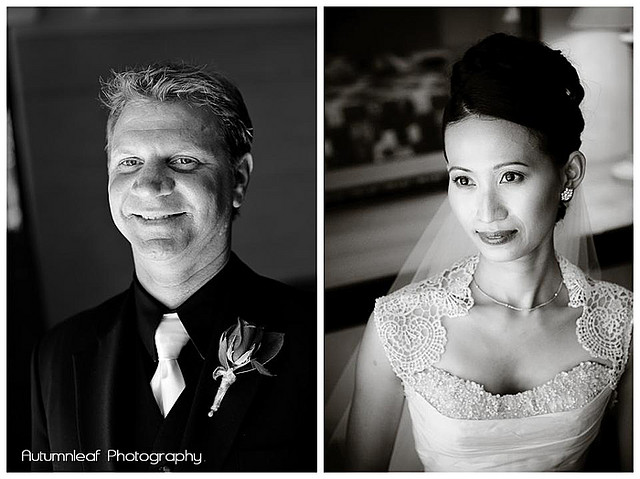 Ari & Shaun's Wedding - B&G Portrait
