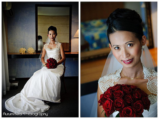 Ari & Shaun's Wedding - The Bride