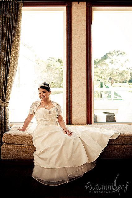 Catherine & Simon Wedding - The beautiful bride