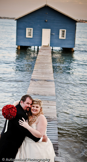 Chelsea & Mark's Wedding - At the Boatshed