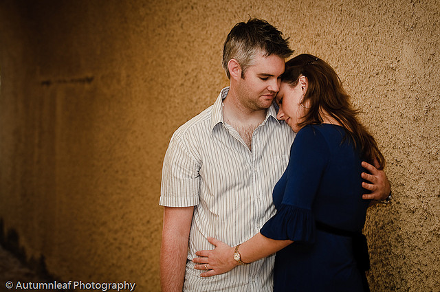 Courtney & Glen - Pre Wedding - Tunnel Romance
