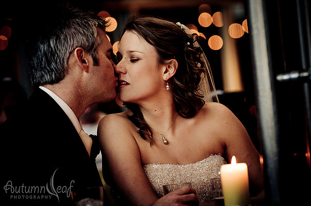 Courtney & Glen's Wedding - Romance at Little Creatures