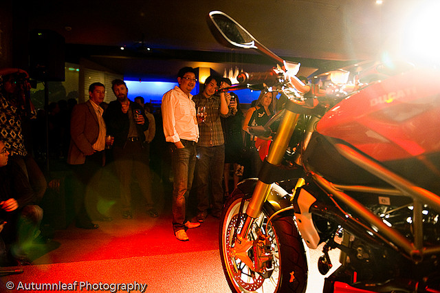 Ducati Launch Party-4