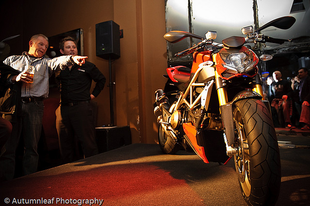 Ducati Launch Party-7