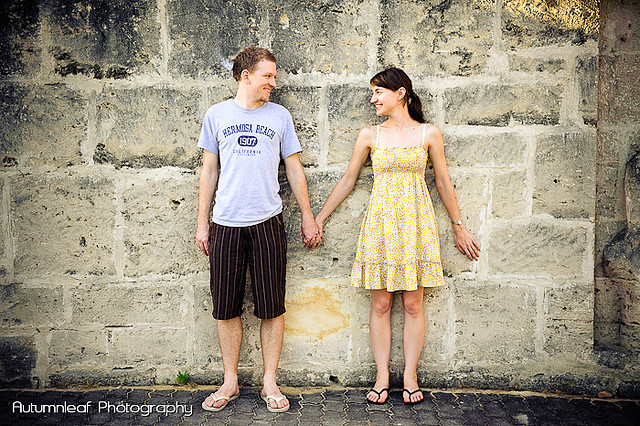 Frances & Bradley - Pre Wedding-1