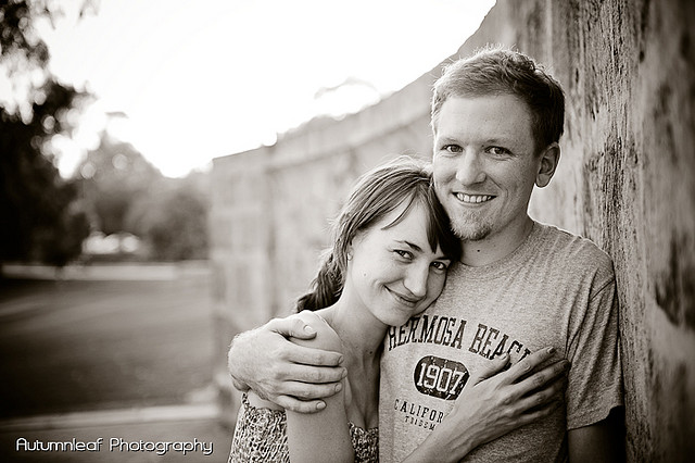Frances & Bradley - Pre Wedding-4