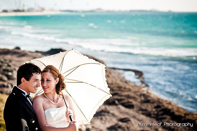 Kelly and David - Seaside