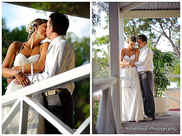 Lea and Todd's Wedding - Romance