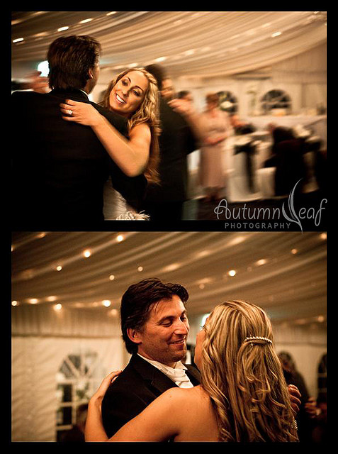 Mandi and Pierre - Bridal Waltz - Caversham House Marquee