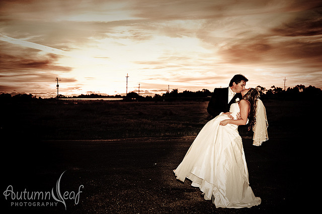 Mandi and Pierre - Sunset Romance