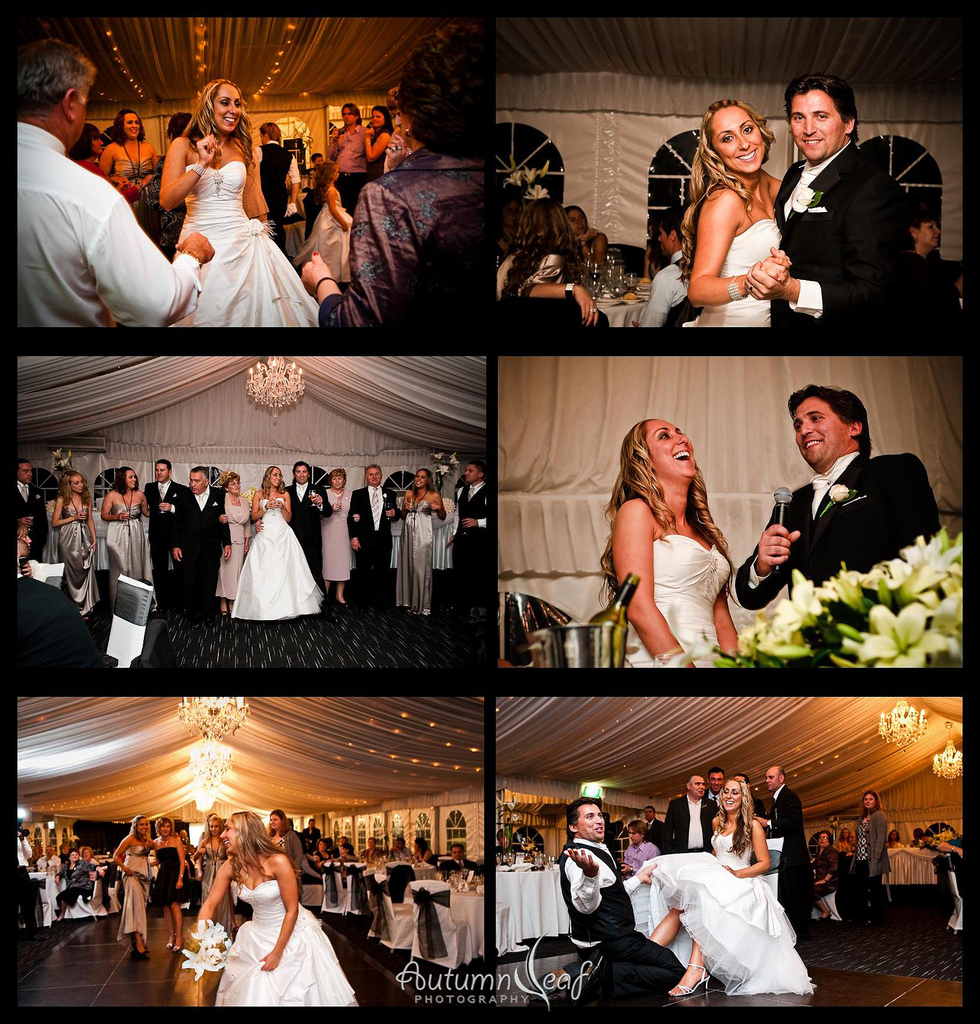 Mandi and Pierre -  Wedding Reception - Caversham House