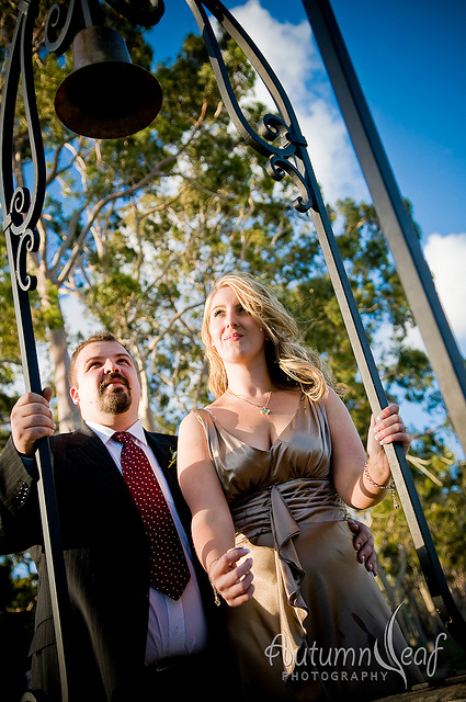 Melita and Brett - Engagement