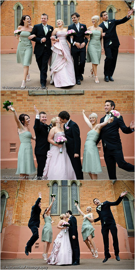 Prue  Paul's Wedding - Bridal Party Fun!