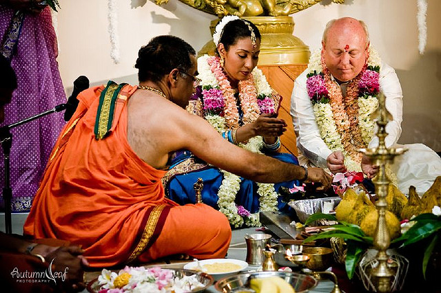 Sankari and Jeff- Hindu Ceremony