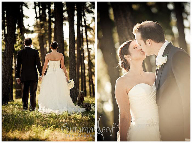 Simone and Jeremy Wedding - Romance in Kings Park