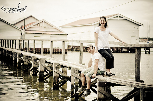 Yvette and Shane - Pre Wedding
